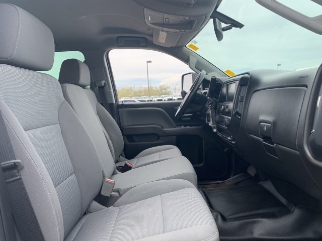 2018 Silverado 3500 Crew Cab DRW 4x2,  Service Body #K1191000A - photo 10