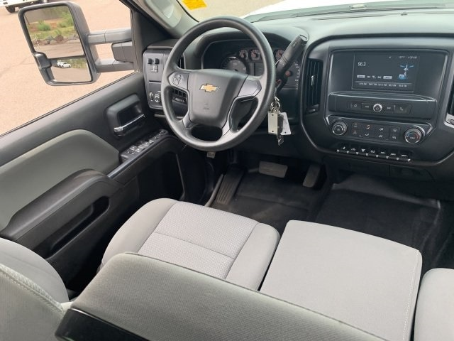 2018 Silverado 3500 Crew Cab DRW 4x2,  Service Body #K1191000A - photo 13