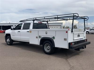 2018 Silverado 3500 Crew Cab DRW 4x2,  Service Body #K1191000A - photo 5