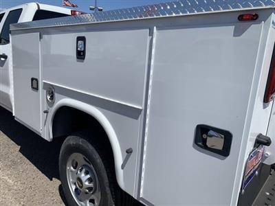 2019 Silverado 2500 Double Cab 4x2, Knapheide Steel Service Body #K1209946 - photo 18