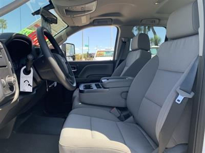 2019 Silverado 2500 Double Cab 4x2, Knapheide Steel Service Body #K1209946 - photo 21