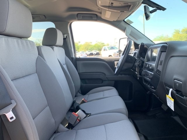 2019 Silverado 2500 Double Cab 4x2,  Harbor TradeMaster Service Body #K1211147 - photo 11