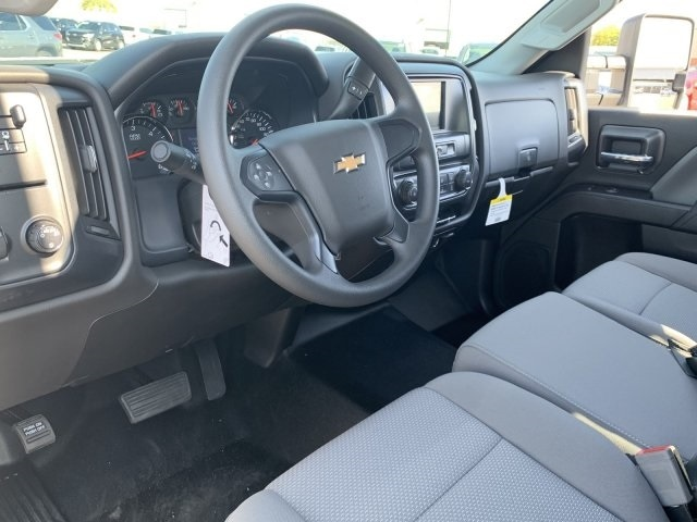 2019 Silverado 2500 Double Cab 4x2,  Harbor TradeMaster Service Body #K1211147 - photo 17