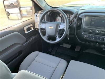 2019 Silverado 2500 Double Cab 4x2,  Harbor TradeMaster Service Body #K1211147 - photo 14