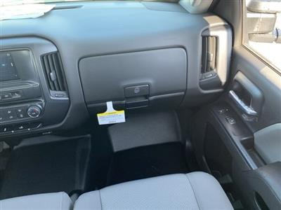 2019 Silverado 2500 Double Cab 4x2,  Harbor TradeMaster Service Body #K1211147 - photo 16