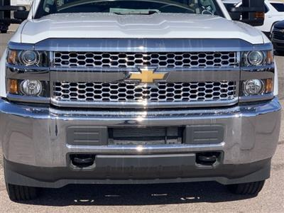 2019 Silverado 2500 Double Cab 4x2,  Harbor TradeMaster Service Body #K1211147 - photo 4