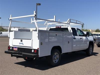 2019 Silverado 2500 Double Cab 4x2,  Harbor TradeMaster Service Body #K1215630 - photo 5