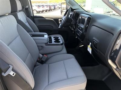 2019 Silverado 2500 Double Cab 4x2,  Harbor TradeMaster Service Body #K1215630 - photo 10