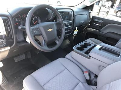 2019 Silverado 2500 Double Cab 4x2,  Harbor TradeMaster Service Body #K1215630 - photo 12