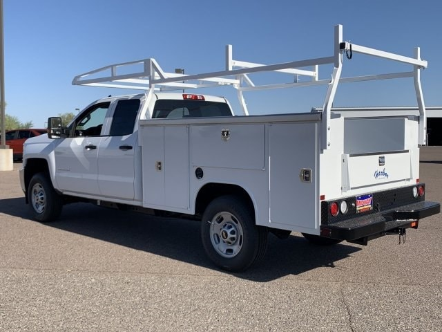 2019 Silverado 2500 Double Cab 4x2, Harbor TradeMaster Service Body #K1216360 - photo 2