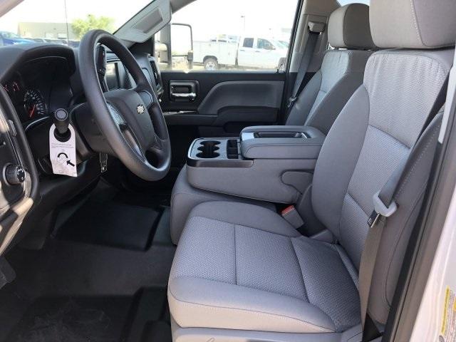 2019 Silverado 2500 Double Cab 4x2,  Harbor TradeMaster Service Body #K1216722 - photo 13