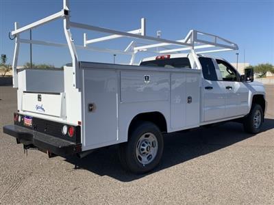2019 Silverado 2500 Double Cab 4x2, Harbor TradeMaster Service Body #K1217413 - photo 6