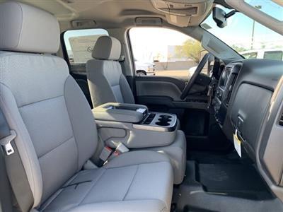 2019 Silverado 2500 Double Cab 4x2, Harbor TradeMaster Service Body #K1217413 - photo 10