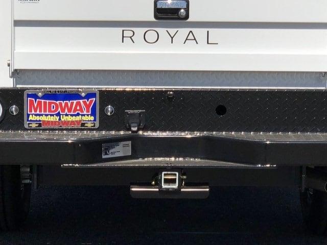 2019 Silverado 2500 Double Cab 4x2,  Royal Service Body #K1220111 - photo 9