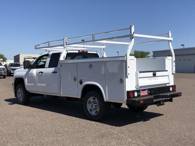2019 Silverado 2500 Double Cab 4x2,  Royal Service Body #K1220111 - photo 1