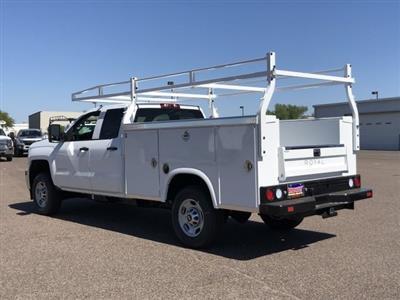 2019 Silverado 2500 Double Cab 4x2,  Royal Service Body #K1220111 - photo 2