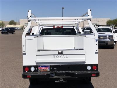 2019 Silverado 2500 Double Cab 4x2,  Royal Service Body #K1220111 - photo 4