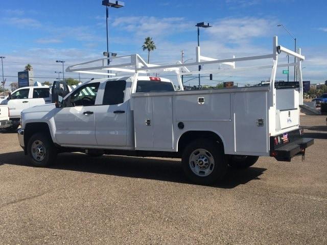 2019 Silverado 2500 Double Cab 4x2, Harbor Service Body #K1223448 - photo 1