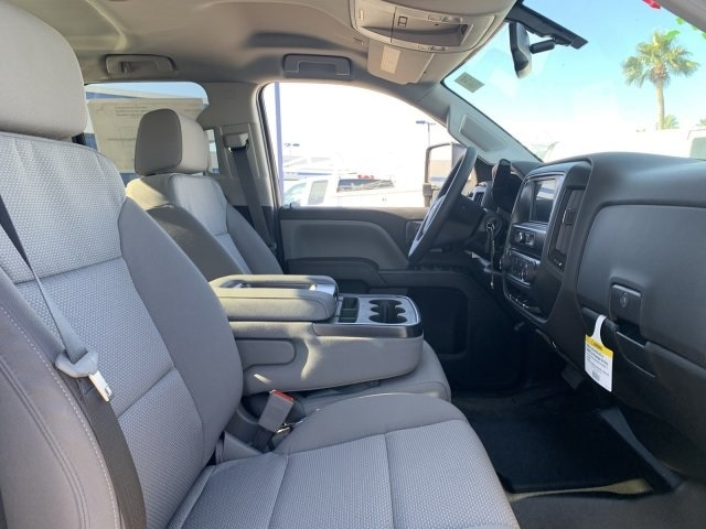 2019 Silverado 2500 Double Cab 4x2, Harbor TradeMaster Service Body #K1224407 - photo 9