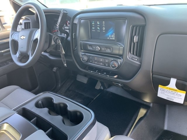 2019 Silverado 2500 Double Cab 4x2, Harbor TradeMaster Service Body #K1224407 - photo 10
