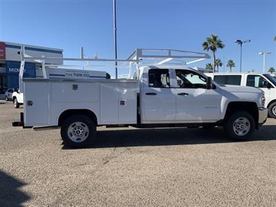 2019 Silverado 2500 Double Cab 4x2, Harbor TradeMaster Service Body #K1224407 - photo 6
