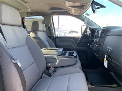 2019 Silverado 2500 Double Cab 4x2, Harbor TradeMaster Service Body #K1224407 - photo 8