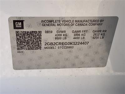 2019 Silverado 2500 Double Cab 4x2, Harbor TradeMaster Service Body #K1224407 - photo 22