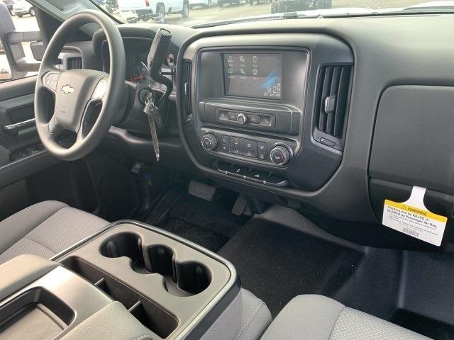 2019 Silverado 2500 Double Cab 4x2, Harbor TradeMaster Service Body #K1224555 - photo 13