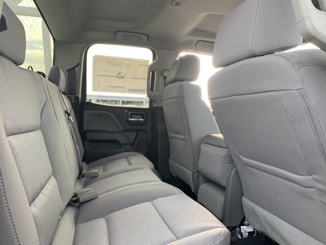 2019 Silverado 2500 Double Cab 4x2, Harbor TradeMaster Service Body #K1224555 - photo 14