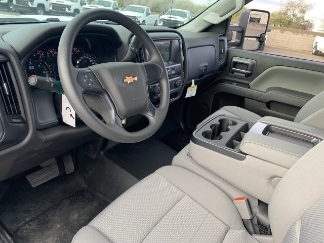 2019 Silverado 2500 Double Cab 4x2, Harbor TradeMaster Service Body #K1224555 - photo 15