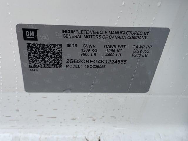 2019 Silverado 2500 Double Cab 4x2, Harbor TradeMaster Service Body #K1224555 - photo 19
