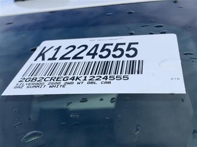 2019 Silverado 2500 Double Cab 4x2, Harbor TradeMaster Service Body #K1224555 - photo 20