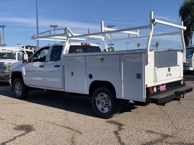 2019 Silverado 2500 Double Cab 4x2, Harbor TradeMaster Service Body #K1224867 - photo 2