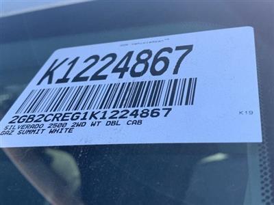 2019 Silverado 2500 Double Cab 4x2, Harbor TradeMaster Service Body #K1224867 - photo 21