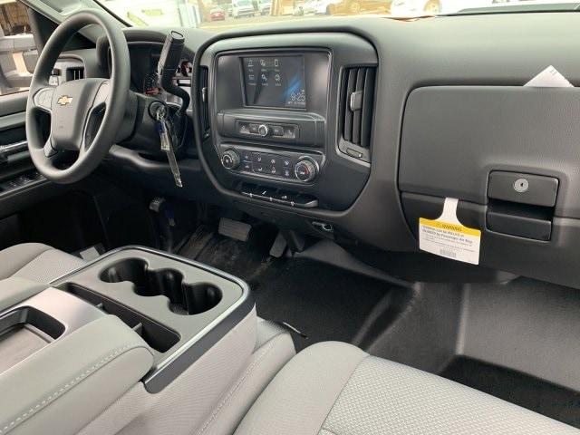 2019 Silverado 2500 Double Cab 4x2, Harbor TradeMaster Service Body #K1225014 - photo 12