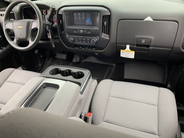 2019 Silverado 2500 Double Cab 4x2, Harbor TradeMaster Service Body #K1225014 - photo 14