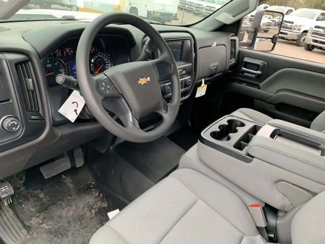 2019 Silverado 2500 Double Cab 4x2, Harbor TradeMaster Service Body #K1225014 - photo 17