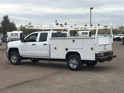 2019 Silverado 2500 Double Cab 4x2, Harbor TradeMaster Service Body #K1225026 - photo 2