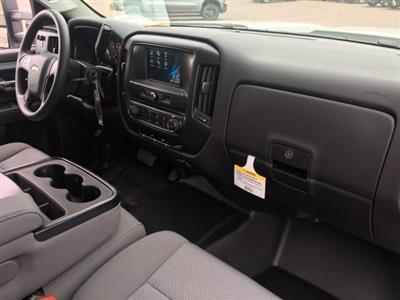 2019 Silverado 2500 Double Cab 4x2, Harbor TradeMaster Service Body #K1225026 - photo 10