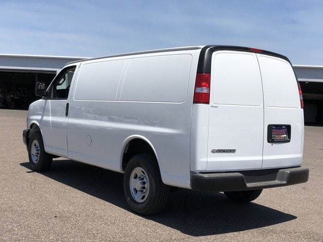 2019 Express 2500 4x2,  Masterack Steel General Service Upfitted Cargo Van #K1228773 - photo 4
