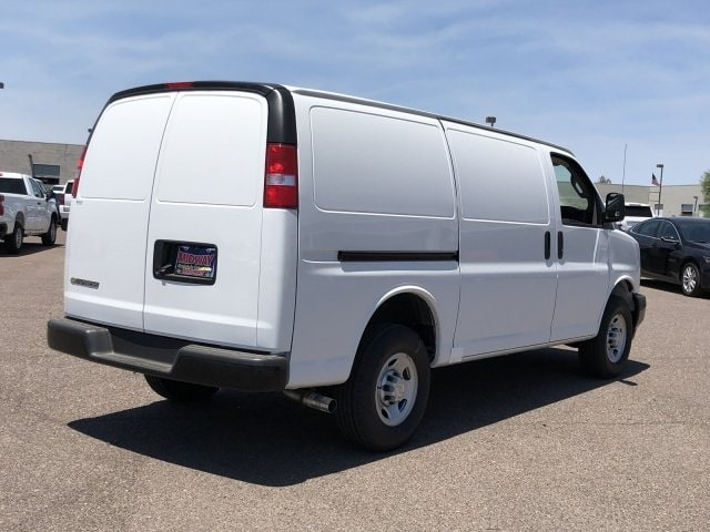 2019 Express 2500 4x2,  Masterack Steel General Service Upfitted Cargo Van #K1228773 - photo 5