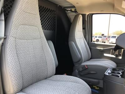 2019 Express 2500 4x2,  Masterack Steel General Service Upfitted Cargo Van #K1228773 - photo 7