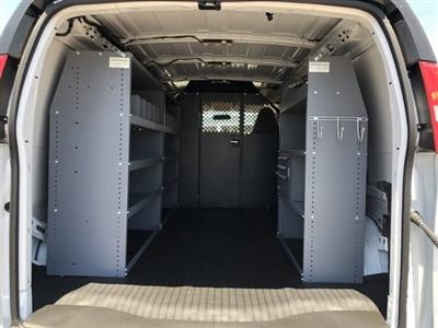 2019 Express 2500 4x2,  Masterack Steel General Service Upfitted Cargo Van #K1228773 - photo 2