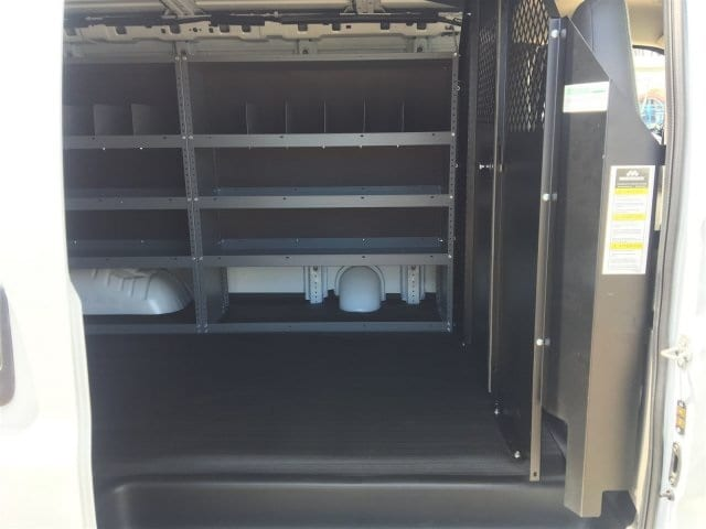 2019 Express 2500 4x2,  Masterack Steel General Service Upfitted Cargo Van #K1231157 - photo 11