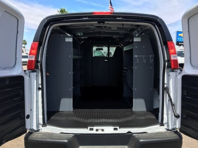 2019 Express 2500 4x2,  Masterack Upfitted Cargo Van #K1231157 - photo 1