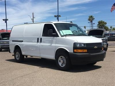 2019 Express 2500 4x2,  Masterack Steel General Service Upfitted Cargo Van #K1231157 - photo 3
