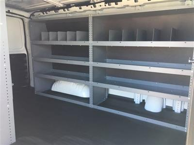 2019 Express 2500 4x2,  Masterack Steel General Service Upfitted Cargo Van #K1231157 - photo 12