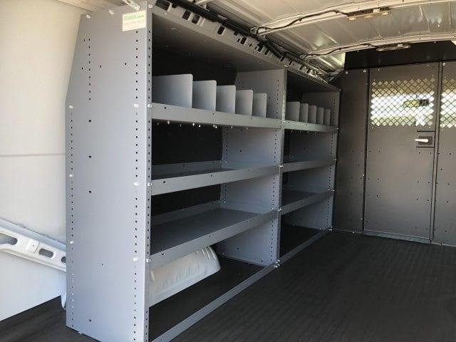 2019 Express 2500 4x2,  Masterack Steel General Service Upfitted Cargo Van #K1231488 - photo 16