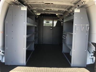 2019 Express 2500 4x2,  Masterack Steel General Service Upfitted Cargo Van #K1231488 - photo 2