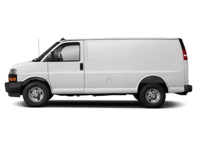 2019 Express 2500 4x2,  Empty Cargo Van #K1233837 - photo 1